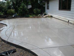 Concrete Patios Raleigh NC